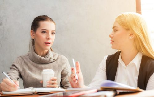 Career counseling can help you through job changes.